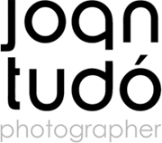 joan tudó photographer logo